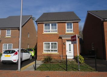 Thumbnail 2 bed detached house for sale in Peregrine Way, Warwick