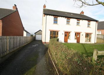 Thumbnail 3 bed semi-detached house for sale in Drummond Park, Ballynahinch, Down