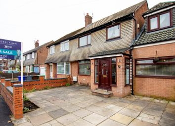 Thumbnail 4 bed semi-detached house for sale in Bankside Road, Manchester, Greater Manchester
