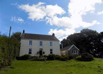 Thumbnail 4 bedroom detached house for sale in Bryncleddau, Mynachlogddu, Clunderwen