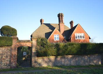 Thumbnail 4 bed detached house to rent in Church Road, Redhill