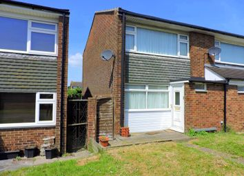 Thumbnail 2 bed end terrace house to rent in Paddock Walk, Cosham, Portsmouth