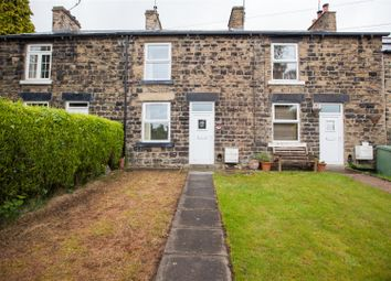 Thumbnail 2 bedroom terraced house for sale in Loads Road, Holymoorside, Chesterfield