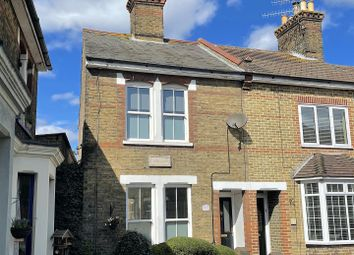Forbes Road, Faversham ME13. 3 bed end terrace house for sale