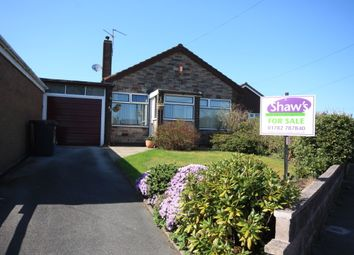 Thumbnail 2 bed detached bungalow for sale in Chester Road, Talke, Stoke-On-Trent