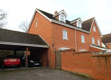 Thumbnail 3 bed end terrace house for sale in Campbell Fields, Aldershot