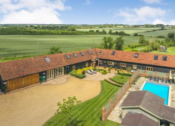 Thumbnail 4 bed detached house for sale in Ashlyns Lane, Ongar