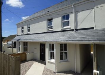 Thumbnail 2 bed terraced house for sale in Parka Road, St. Columb Road, St. Columb