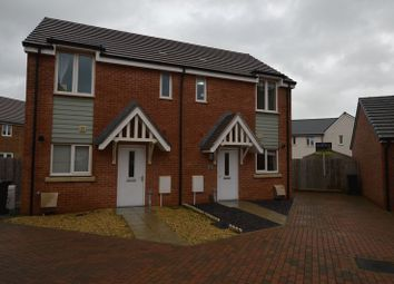Thumbnail 2 bed end terrace house for sale in Warren Close, Main Road, Hutton, Weston-Super-Mare