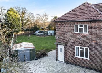 Thumbnail 3 bed semi-detached house for sale in The Crescent, Kelfield, York