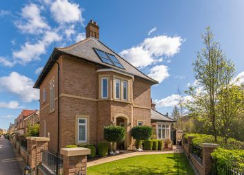 Thumbnail 4 bed detached house for sale in Brunel Walk, Fairfield, Hitchin