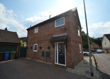 Thumbnail 3 bed detached house for sale in Braithwait Close, Norwich