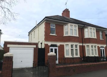 Thumbnail 3 bed property to rent in Ton Yr Ywen Avenue, Heath, Cardiff