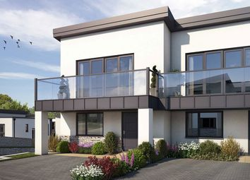 "Thumbnail 2 bed semi-detached house for sale in ""The Poldhu"" at Welway, Perranporth"