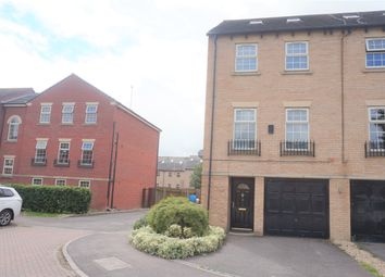 Thumbnail 4 bed town house for sale in Longlands Avenue, Kiveton Park, Sheffield
