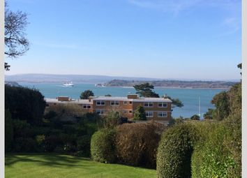 Thumbnail 3 bedroom flat for sale in Crichel Mount Road, Canford Cliffs, Poole