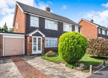 Thumbnail 3 bed semi-detached house for sale in Rother Close, Watford