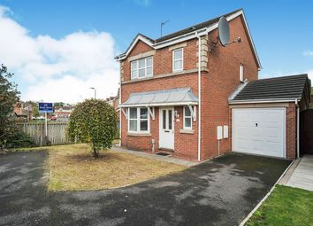 Thumbnail 3 bed detached house for sale in Raleigh Drive, Victoria Dock, Hull, East Yorkshire