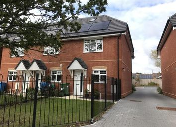 Thumbnail 3 bedroom end terrace house for sale in Milne Road, Poole