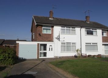 Thumbnail 3 bed semi-detached house to rent in 31 Woodbank Drive, Wollaton, Nottinghma