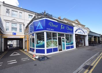 Thumbnail Retail premises for sale in Poole Hill, Westbourne, Bournemouth