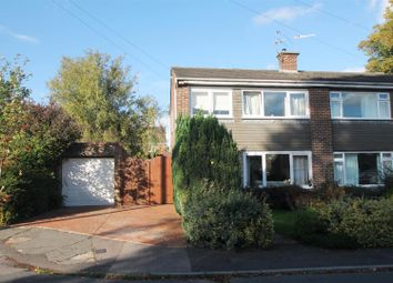 Thumbnail 3 bedroom semi-detached house for sale in Copes Shroves, Hazlemere, High Wycombe
