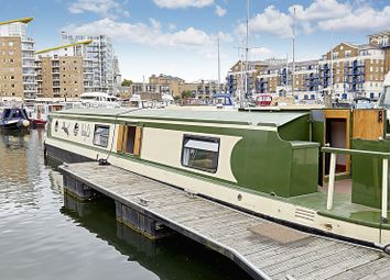 Thumbnail 1 bedroom houseboat for sale in Goodhart Place, London