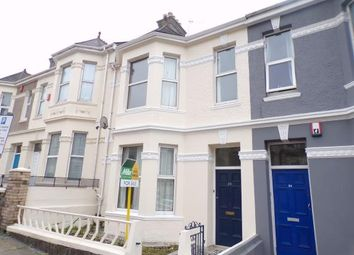 Thumbnail 5 bedroom terraced house for sale in North Road East, Plymouth, Devon