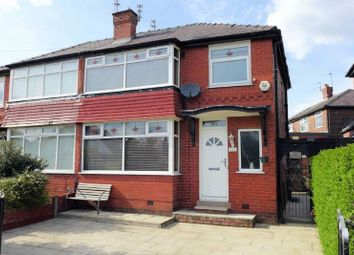 Thumbnail 3 bedroom semi-detached house for sale in Heys Road, Prestwich, Manchester