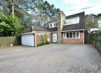 Thumbnail 4 bed detached house for sale in Blackdown Road, Deepcut, Camberley, Surrey