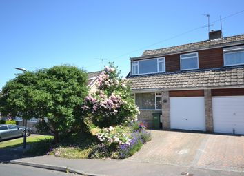 Thumbnail 3 bed semi-detached house for sale in Tilnor Crescent, Norman Hill, Dursley