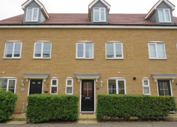 Thumbnail 4 bed town house for sale in Summers Hill Drive, Papworth Everard, Cambridge