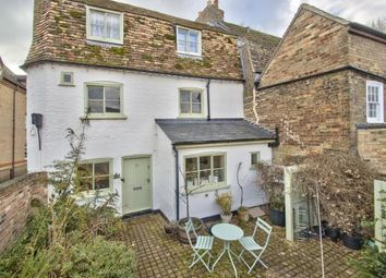 Thumbnail 2 bed town house for sale in St. Clements Passage, Huntingdon, Cambridgeshire
