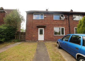 Thumbnail 2 bed semi-detached house for sale in Hewart Drive, Bury