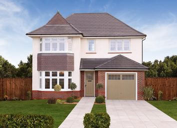Thumbnail 4 bed detached house for sale in Middlewich Road, Elworth, Sandbach