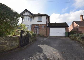 Thumbnail Detached house for sale in Crich Common, Fritchley, Belper, Derbyshire