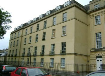 Thumbnail 2 bed flat to rent in Nelson Place West, Bath
