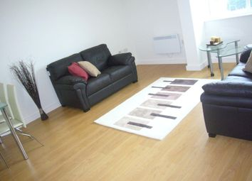 Thumbnail 2 bed flat for sale in Madison Court, Broadway, Salford Quays
