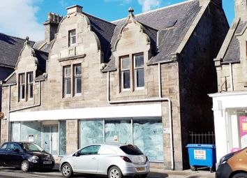 Thumbnail Commercial property for sale in 9-11, East Church Street, Buckie, Aberdeen AB561Ex