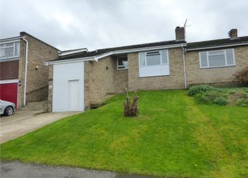 Thumbnail 3 bed semi-detached bungalow for sale in Langtoft Road, Stroud, Gloucestershire