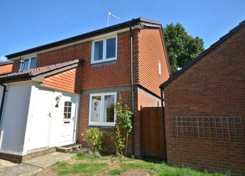 Thumbnail 2 bed end terrace house to rent in Wythemede, Binfield