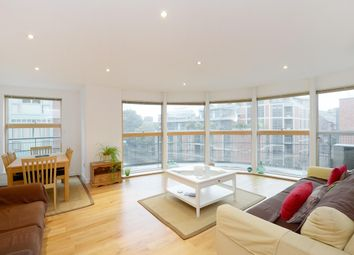 Thumbnail 3 bed flat to rent in Chapter Street, London