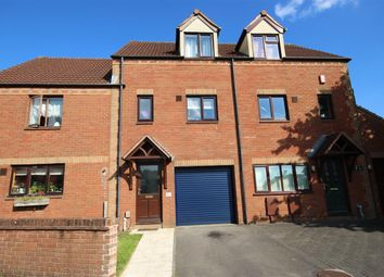Thumbnail 2 bedroom terraced house for sale in Highdown Way, Swindon