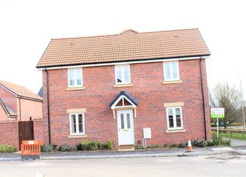 Thumbnail 4 bedroom end terrace house for sale in Malone Avenue, Swindon