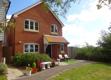 Thumbnail 4 bed detached house to rent in Church Lane, New Romney, Kent