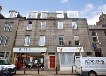 Thumbnail 2 bedroom flat for sale in Huntly Street, Aberdeen