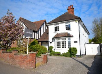 Thumbnail 4 bed detached house for sale in Braintree Road, Dunmow