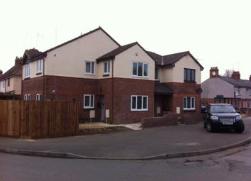 Thumbnail 1 bed flat to rent in Vernon Road, Towcester