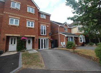 Thumbnail 4 bed semi-detached house for sale in Swan Grove, Stoke-On-Trent