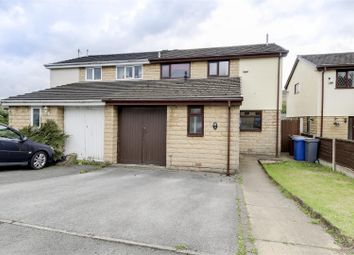 Thumbnail 4 bedroom semi-detached house to rent in Billington Avenue, Constable Lee, Rossendale